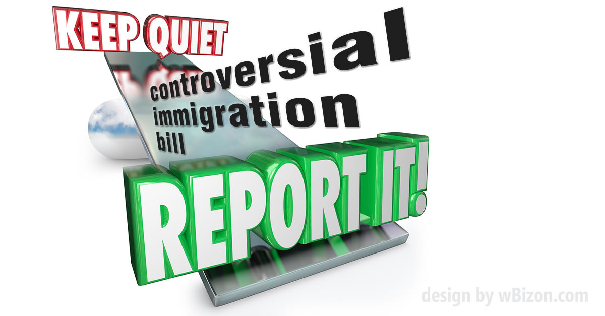 Controversial Immigration Bill