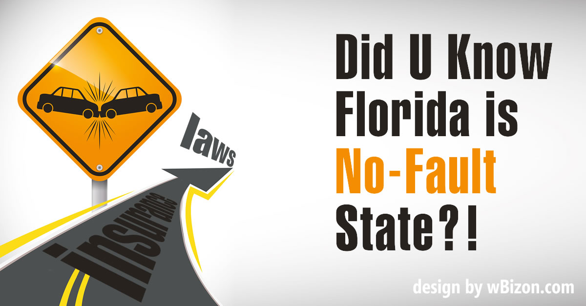 Florida is no fault state