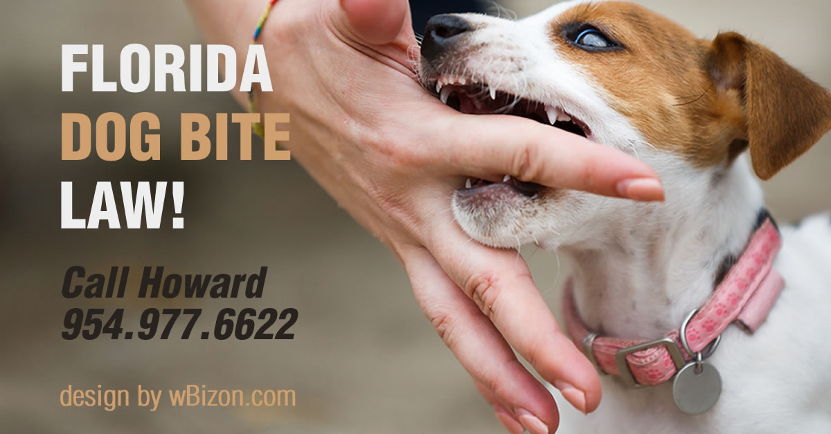 Florida Dog Bite Law