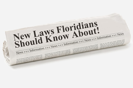 New Laws Floridians Should Know About